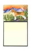 Beagle Refiillable Sticky Note Holder or Postit Note Dispenser SS8615SN