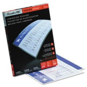 Fusion Ezuse Laminating Pouches Letter Size 100 Per Pack By