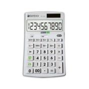 Hybrid Power 10 Digit Desktop Calculator