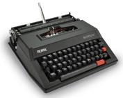 Scrittore Portable Manual Typewriter By Royal