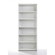 Tvilum Pierce 5-Shelf Bookcase