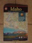 Benchmark Idaho Road & Recreation Atlas, 3rd Edition