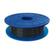 For Dremel PLA 3D Printer Filament, 1.75 mm Diameter, 0.5 kg Spool Weight, Black