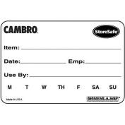 23SLB250148 Bulk Dispenser StoreSafe Rotation Label - 6000 / CS