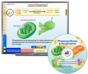 NewPath Learning Photosynthesis and Respiration Multimedia Lesson, Single Building Site Licence, Grade 6-10