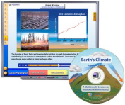 NewPath Learning Earth's Climate Multimedia Lesson, Site Licence/Single Building, Grade 6-10