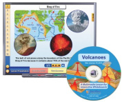 NewPath Learning Volcanoes Multimedia Lesson, Site Licence/Single Building, Grade 6-10