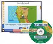 NewPath Learning Earthquakes Multimedia Lesson, Site Licence/Single Building, Grade 6-10