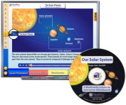NewPath Learning Our Solar System Multimedia Lesson, Site Licence/Single Building, Grade 6-10