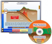NewPath Learning Plate Tectonics Multimedia Lesson, Site Licence/Single Building, Grade 6-10