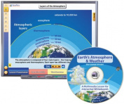 NewPath Learning Earth's Atmosphere and Weather Multimedia Lesson, Site Licence/Single Building, Grade 6-10
