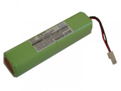 Battery Ni-MH 700mAh 8.4V suitable for for Brother PT-18R, P-Touch 18R replaces PT-18R