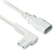 Flexson 1 m Extension Cable for Sonos PLAY:1 Speaker - White