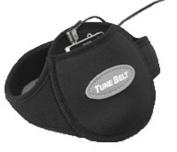 Tune Belt Neoprene MP3/Mini iPod/iPod Shuffle/iRiver Armband Carrier