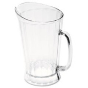 Bouncer Ii Plastic Pitcher 1770ml Clear By