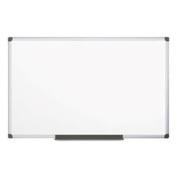 Porcelain Value Dry Erase Board 48 X 96 White Aluminium Frame By