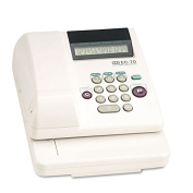 Electronic Checkwriter, 14-Digit, 7-7/8 X 9-5/8 X 3-5/8 By