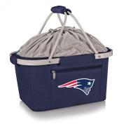 NFL New England Patriots Metro Insulated Basket, Navy