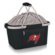 NFL Tampa Bay Buccaneers Metro Insulated Basket, Black
