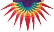 Premier Kites 53217 Progressive Hanging Banner, Sun Burst, Red