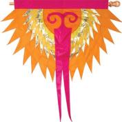 Premier Kites 53206 Progressive Hanging Banner, Phoenix, Orange