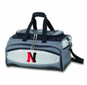 NCAA Northeastern Huskies Buccaneer Tailgating Cooler with Grill