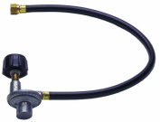 MHP BBQ Grill Gas Regulator & HOSE HR-4B 60cm Universal Fits most LP BBQ Grill