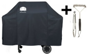 Texas Grill Covers Including Brush and Tongs - Select from a Wide Range of Premium Cover for Weber Gas Grills. (Spirit 2