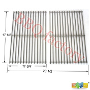 7527 9869 7526 7525 Stainless Steel ROD BBQ Replacement Cooking Grill ROD Grid Grate for Weber 7527, Lowes Model Grills