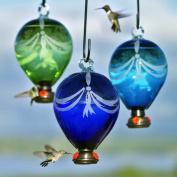 Parasol EDAQ Eighty Days Hummingbird Feeder Aqua