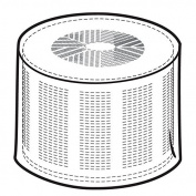 Weather Wrap Central Air Conditioner Cover