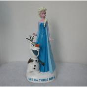 Frozen 35cm Outdoor/Indoor Elsa with Olaf