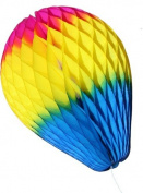 28cm Honeycomb Tissue Paper Balloon