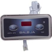Balboa BB51705 Lite Leader, 2 button LED Topside Control