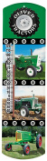 Heritage America by MORCO 375TOL Tractor-Oliver Outdoor or Indoor Thermometer, 50cm