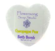 Champagne Pear Bath Bomb