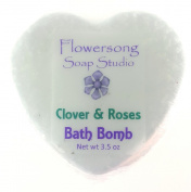 Clover & Roses Bath Bomb