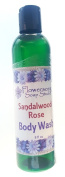 Sandalwood Rose Body Wash