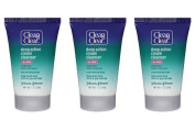 Clean & Clear Deep Action Cream Cleanser, 30ml Travel Size