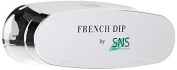 SNS Nail Dipping Powder - French Dip Moulding (Mould) for Pink and White by SNS Nails