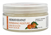 Aromatherapaes - Refreshing Moisture Shea & Sugar Body Scrub Sweet Orange & Vanilla - 240ml