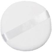 Healthcom Round Powder Puff W/ Ribbon