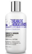 Smooth Noggin #1 BEST KERATIN CONDITIONER by BEAUX NOGGINS - Gently Smooths & Softens, Leaving Hair Silky & Shiny - Safe for All Hair Types & Colour Treated Hair - All Natural Hair Care For Women & Men - MADE IN USA