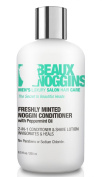 Freshly Minted NOGGIN Conditioner with Peppermint & Tea Tree Oils. 2-in-1 Conditioner & Shave Lotion Invigorates & Heals.