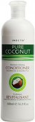 Inecto Pure Coconut Moisture Infusing Conditioner Nourishes Hair & Smoothes Frizz Hair 500ml.