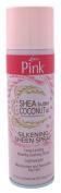 Lusters Pink Coconut Oil/Shea Butter Silk Sheen Spray 460ml