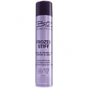 Beyond The Zone Frozen Stiff Ultimate Hold Hair Spray - 300ml with a FREE Mini Net Bath Sponge! - Top Rated!