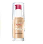 ONLY 2.5cm PACK Covergirl Outlast Stay Luminous Foundation, 820 Creamy Natural by Covergirl