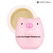 [TONYMOLY] Pure Farm Collagen Sleeping Pack 80g