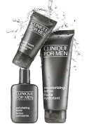 Clinique Exclusive For Men Great Skin For Him 3-Step Skin Care System